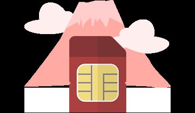国内で使えるSIMカード