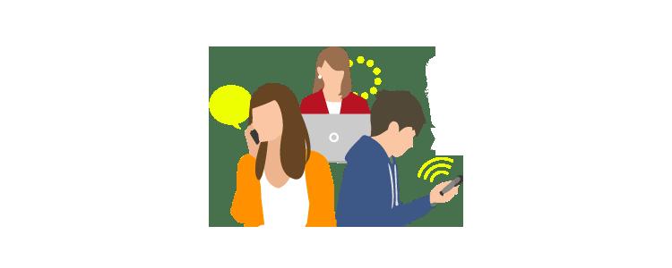 HISモバイルの「ビタッ!プラン」は価格.com格安SIMカードカテゴリ人気ランキング2020第1位!